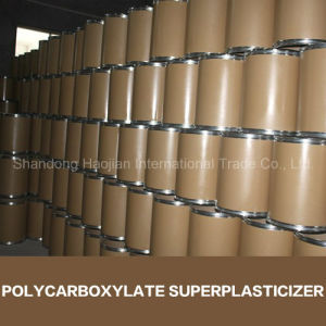 Concrete Admixture Raw Material Polycarboxylate Super Water Reducing Agent pictures & photos