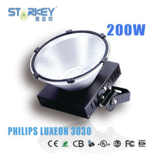 200W IP65 Dimmable Industrial LED High Bay Light