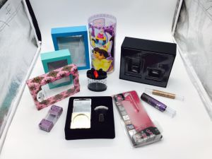 Cosmetic Folding Box by Plastic Packaging Box pictures & photos