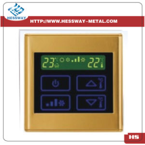 Latest Digital Touch Screen Air Conditioner Thermostat for 4p pictures & photos