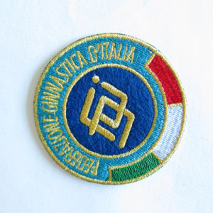 Custom High Quality Embroidery Badge pictures & photos