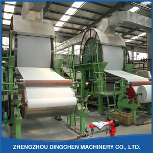 Recyclable Tissue Paper Machine for Kitchen Towel Paper pictures & photos