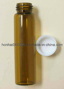 1-30ml Clear and Amber Tubular Glass Vial pictures & photos