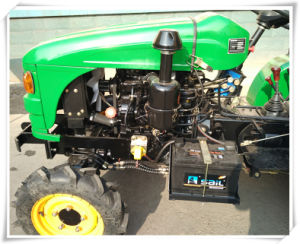 Huaxia Tractors 20HP 4WD with 2 Cylinders Engine pictures & photos