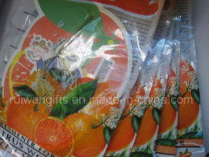 Orange Shape Paper Air Freshener for Promotion pictures & photos