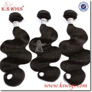 Top 100% Pure Virgin Indian Remy Hair Human Hair pictures & photos