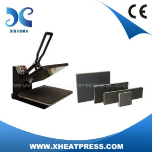 Changeable Five Working Station Sublimation heat press heat transfer Machine pictures & photos