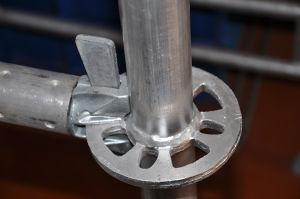Q235/Q345 Galvanized Steel Ring Lock Scaffolding for Sales