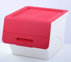 Plastic Stackable Storage Box (LE54410B) pictures & photos