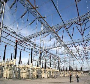 800kv Transformer Substation Structure