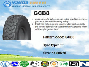 OTR Tire, off-The-Road Tire, Radial Tire Gcb8 14.00r20 pictures & photos
