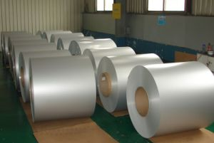 Roller Coating Color Coating Aluminum Coil pictures & photos