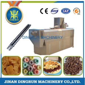 China Jinan puffed snacks food making machine pictures & photos