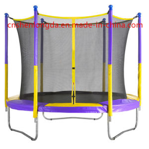 Hot Selling: 6FT Bounce Jump Trampoline with Safety Net pictures & photos