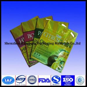 Printed PE Zipper Bag pictures & photos