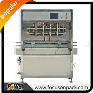 Flow Meter Liquid Filling Machine pictures & photos