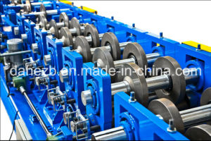 High Quality CZ Purlin Roll Forming Machine N Series