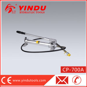 Aluminum Alloy Hydraulic Manual Pump (CP-700A) pictures & photos