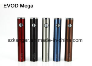 1900 mAh Kanger Electronic Cigarette Evod Mega Battery pictures & photos