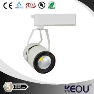 120V 230V 240V High Power 40W COB LED Track Spotlight pictures & photos
