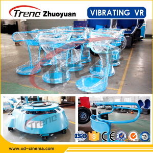 Amusement Park Equipment Vibrating Vr Simulator 9d Cinema pictures & photos