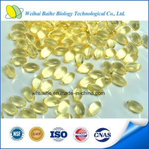 Health Food Organic Omega 3 Flaxseed Oil Vitamin E Softgel pictures & photos