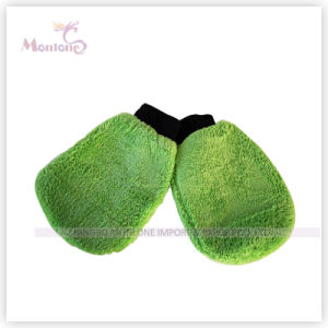 17*23 Micro Fibre Cleaning Gloves pictures & photos