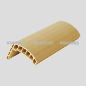 OEM/ODM Wood and Plastic Compostite Door Frame Architrave 5.8mm (MT-6018A) pictures & photos
