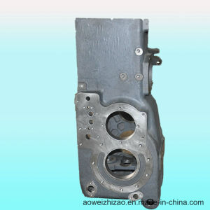 Customized Ductile Iron Casting Gearbox by Sheel Casting, ISO 9001: 2008, Awkt-0005 pictures & photos