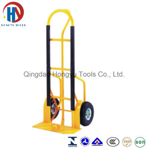 Yellow Color High Quality Low Price Ht1896 Handtrolley pictures & photos