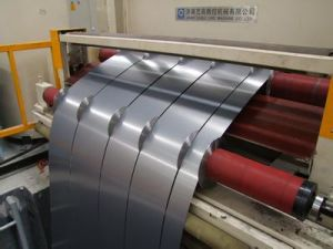 Steel Coil Slitting Machine with High Speed