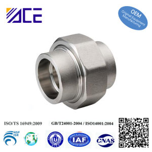 Stainless Steel Threaded Fittings Series Reduce Socket Banded pictures & photos