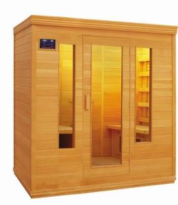 Infrared Sauna Room (XQ-041H)