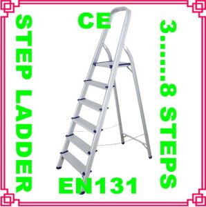Household Aluminum Climb Ladder/Folding 6 Steps Ladder pictures & photos