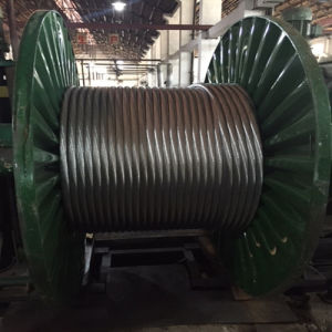 Aluminum Conductor ACSR Linnet 336.4mcm pictures & photos