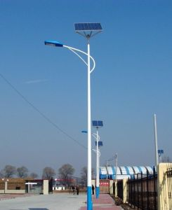 Solar 40W LED Street Road Lamp Light Ssl-0040 pictures & photos