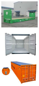 Consolidate Collapsible Flat Rack Container 20FT 40FT Container Shipping Service pictures & photos