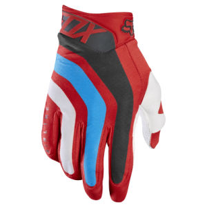 Red Gloves Downhill Airline Seca Motorcycle Gloves off-Road Gloves (MAG117) pictures & photos