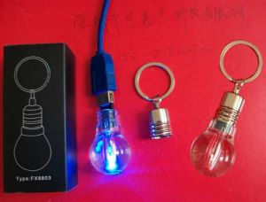 LED Light Bulb USB Flash Drive 4GB pictures & photos