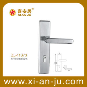 High Quality Hardware Stainless Steel Door Handle (ZL-11S73)