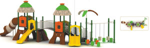 Children Outdoor Playground for Age 2-13 Years (2011-032B) pictures & photos