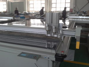 Box Sample Cutting Machine pictures & photos