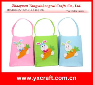 Easter Decoration (ZY15Y334-1-2-3) Easter Bunny with Carrot Stuffed Animals pictures & photos