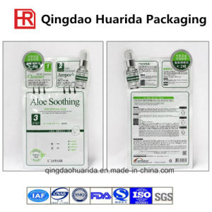 Mask Packaging Bag for Customer Printing Platisc Bag pictures & photos
