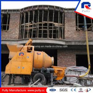 Pully Manufacture Jbt40-P Electric Concrete Mixer Pump pictures & photos