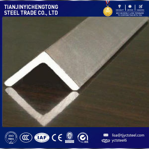 ASTM 304L Polished & Bright Stainless Steel Angle Bar pictures & photos