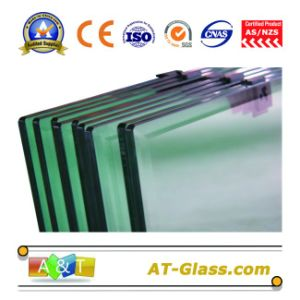 Toughened Glass/Tempered Glass/Edge Polished, Deep Processing/Building Glass/Ce&CCC&ISO Certificate pictures & photos