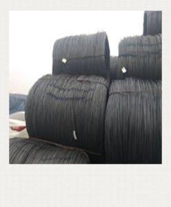 6.5mm Low Price Steel Wire Rod pictures & photos