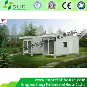 Hotel Office Apartment Villa Camp Container House (XYJ-03) pictures & photos