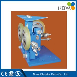 Huning Elevator Rolling Guide Shoe for High Speed pictures & photos
